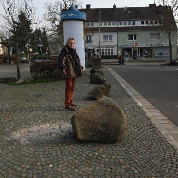 """Beharrlichkeit wirkt – """"Platz uff de Mitt"""" wieder autofrei!"""