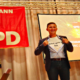 SPD St. Johann feiert Neujahrsempfang und stimmt sich ein für die Kommunal- und Europawahl